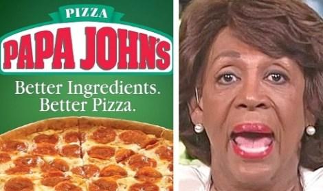 democrats new slogan a better deal papa john's pizza