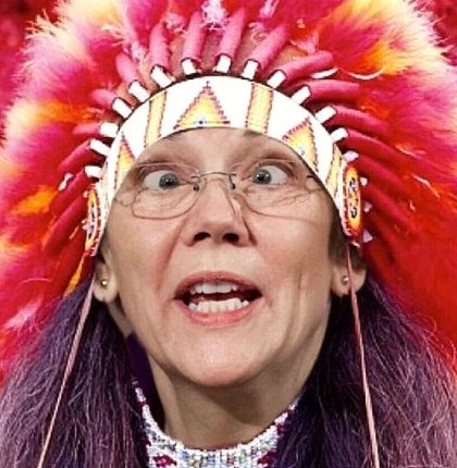 real indian V.A. Shiva Ayyadurai challenges fake indian senator elizabeth warren dna test pocahontas
