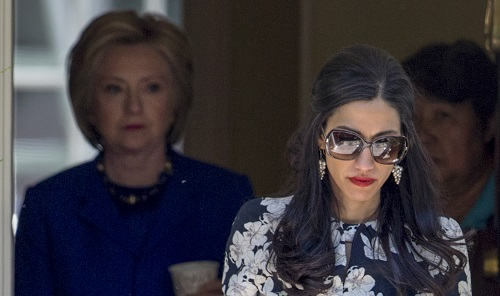 Weiner and Abedin Appear to Salvage Scandal-plagued Marriage