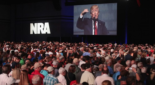 Mueller Team Investigating Whether Russia Funneled Money to Trump Campaign Through NRA