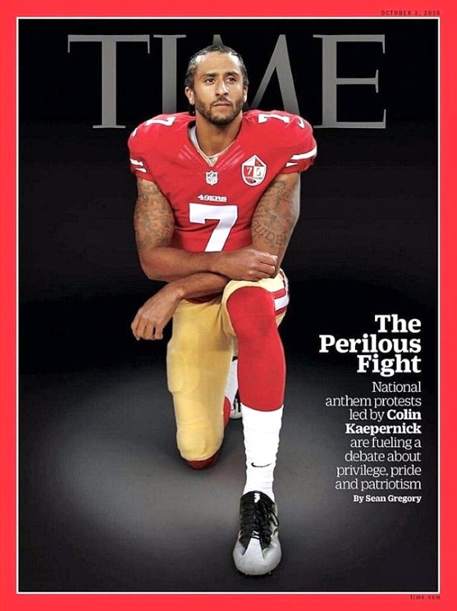 colin kaepernick time magazine cover