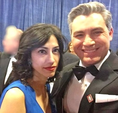 jim acosta stephen miller immigration huma abedin