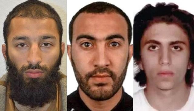 london bridge knife attacks muslims attackers