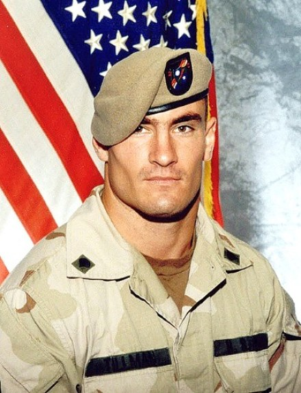 Corporal Patrick Tillman nfl army