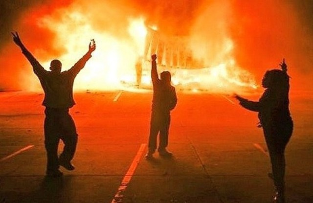 Ferguson-riots 2014