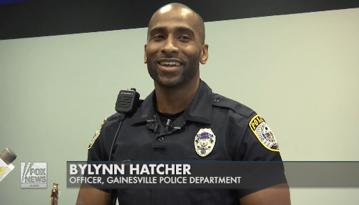Hot Gainesville cops take internet by storm