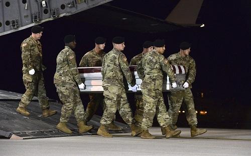 US General Hits Back At Claims Donald Trump