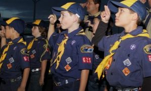 Mom denies coaching Cub Scout son after his controversial questions for GOP rep earns consequences