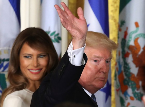 Getty President Trump Holds Hispanic Heritage Event At The White House