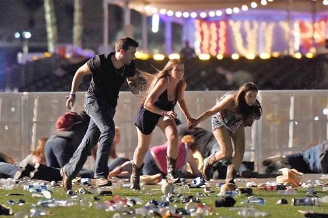 Las Vegas gunman may have first planned to attack Lorde concert