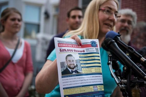GETTY Mother of slain DNC staffer Seth Rich