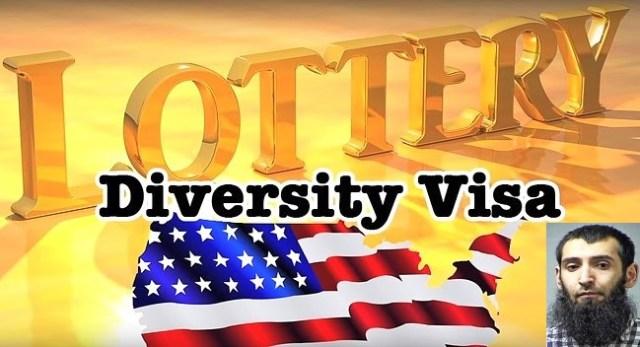 Sayfullo Saipov diversity visa lottery