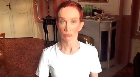 kathy griffin claims she is blacklisted