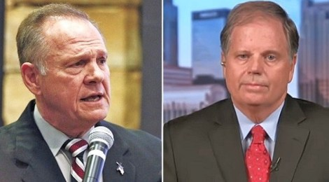 roy moore doug jones