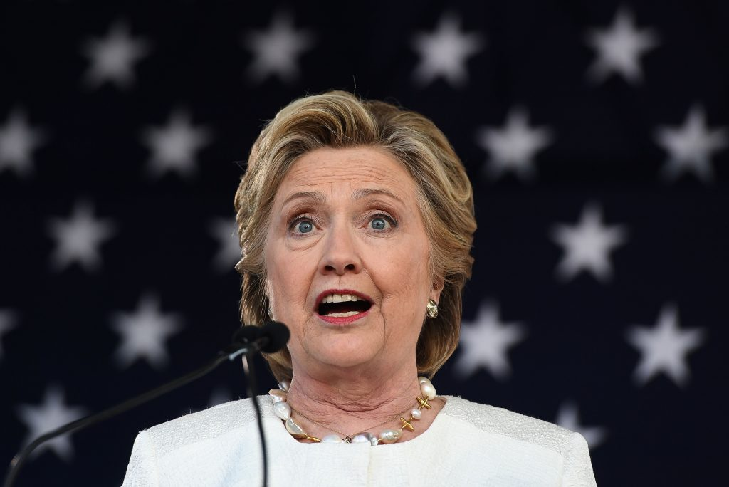 Hillary Clinton regrets not firing adviser accused of harassment