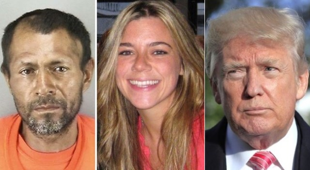 kate steinle jose zarate trial verdict trump Jose Ines Garcia Zarate