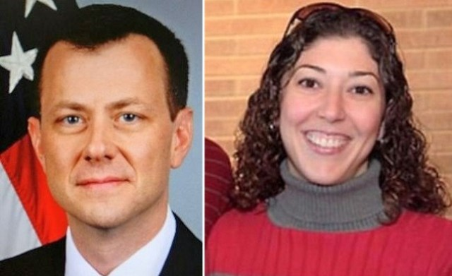 Peter Strzok Lisa Page affair photo trey gowdy