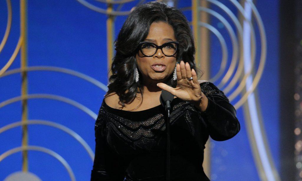 Oprah Donates $500000 to