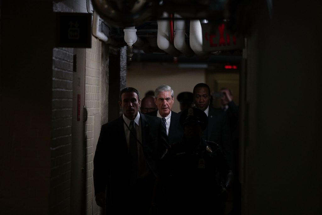 Political Bias Alert: Democrat Lawmakers Move To Prevent Trump From Firing Mueller