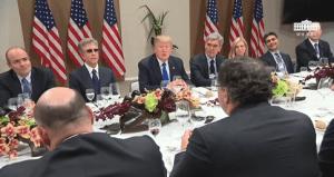SG Trump - Davos