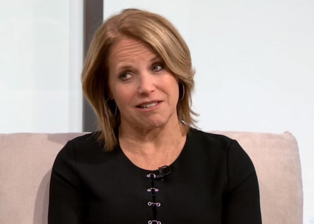 Katie Couric finally responds to former co-host Matt Lauer's sexual misconduct allegations: 'I had no idea this was