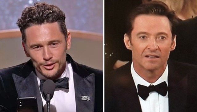ss james franco hugh jackman