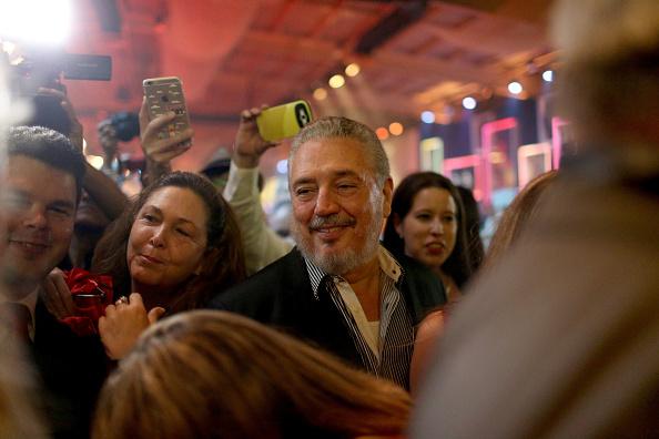 Fidel Castro's eldest son, Fidel 'Fidelito' Castro Díaz-Balart, dies aged 68