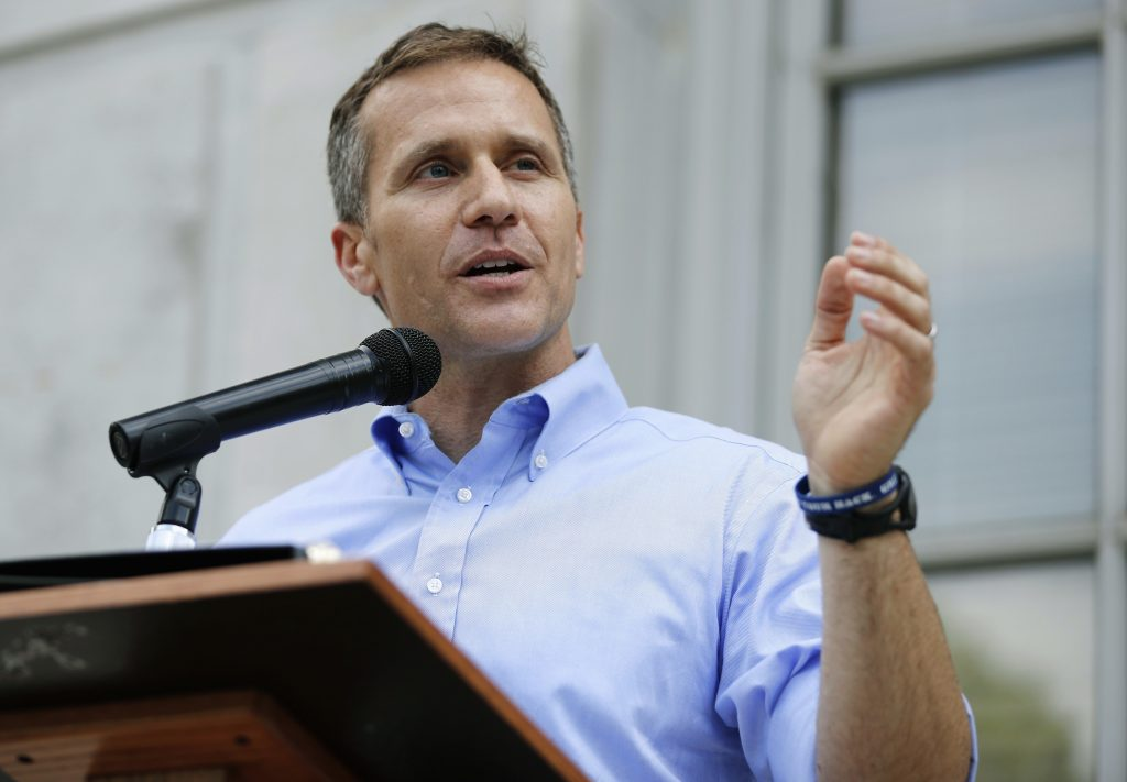 Upon return, lawmakers expected to launch investigation into Gov Eric Greitens