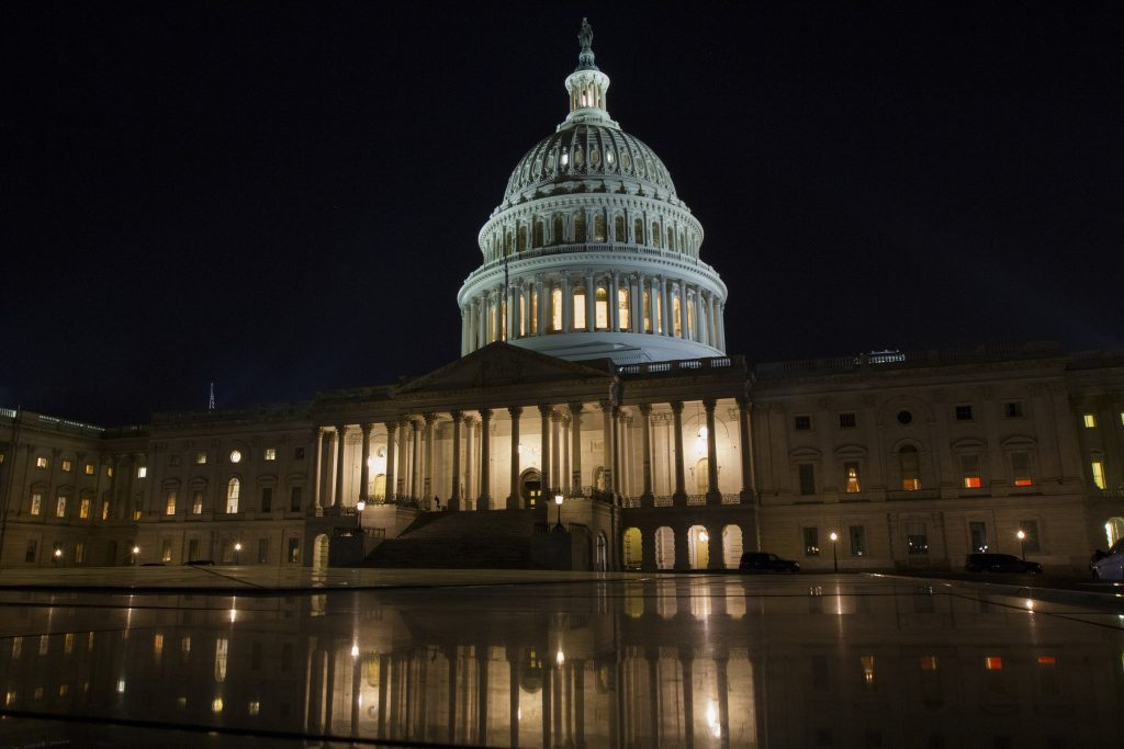 US government shuts down for second time within a month