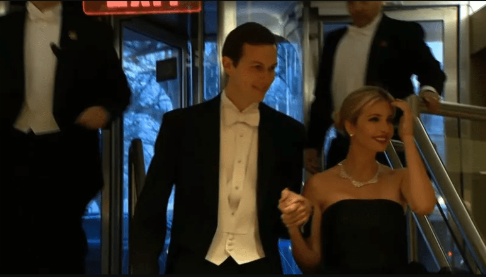 Trump ribs staff, press and family at annual Gridiron Dinner