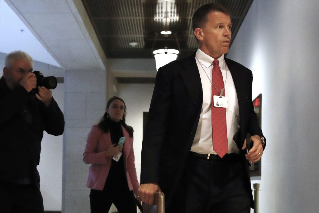 Mueller May Have Evidence Erik Prince Lied to Congress