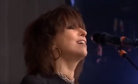 Chrissie Hynde of iconic rock band The Pretenders reacts to Trump honoring Limbaugh and how Rush touched her life