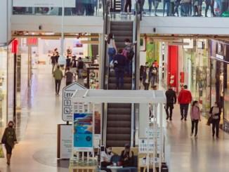 Electroputere Mall. FOTO GOYA Public Relations