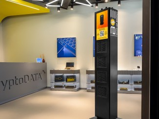 Bank of Energy de la CryptoDATA Tech. FOTO Innovation Travel
