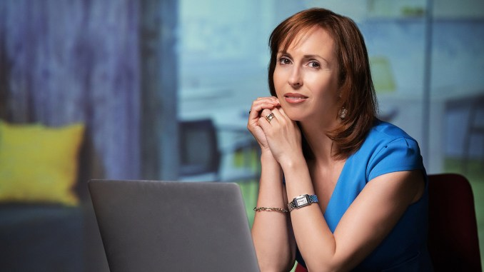Oana Scarlat, Director de Marketing și Vânzări EXEC-EDU. FOTO Confident Communications