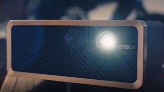 Videoproiector de la Epson. FOTO Epson Romania