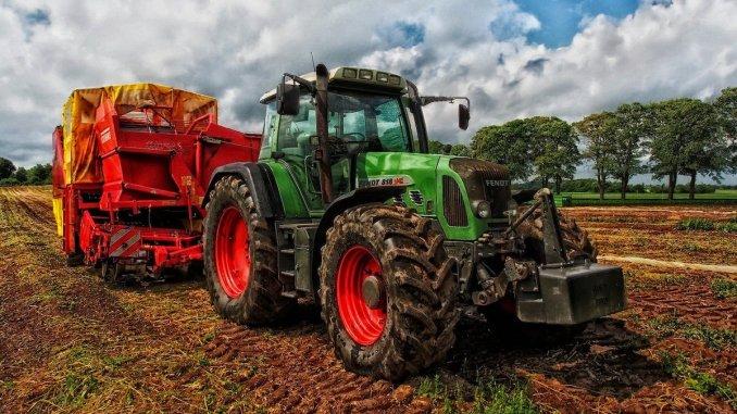 Tehnologie pentru agricultură. FOTO 12019