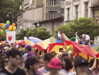 Bucharest Pride. FOTO Accept / Diana Iorgulescu