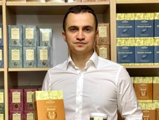 Flaviu Matei, director general Faunus Plant. FOTO Confident Communication