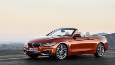 BMW 4 serie Convertible