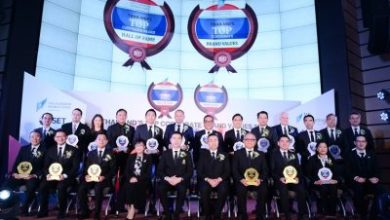 Thailand's Top Corporate Brand Values 2017