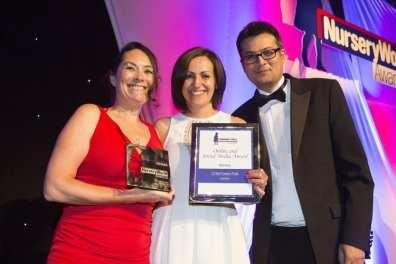 Nursery World Awards 2016 - Winner Online and Social Media