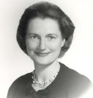 Dr. Erna Hoover