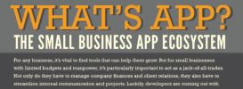 small business app infographic
