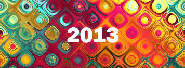 web design trends 2013
