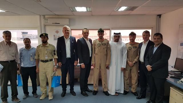 Thuraya holds Roadshows for Abu Dhabi, Dubai and Sharjah