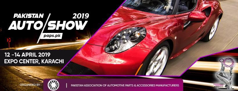 Paapam Inaugurates Pakistan Auto Show 2019 In Karachi Biz Today