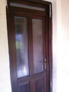 Miskolc fa bejárati ajtócsere