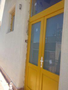 Békásmegyer fa bejárati ajtócsere
