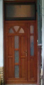 Kamaraerdő fa bejárati ajtócsere